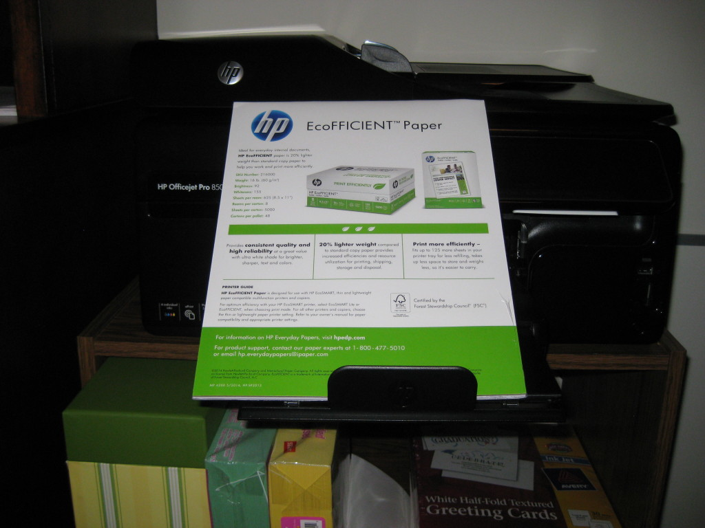 EcoFFICIENTonPrinter