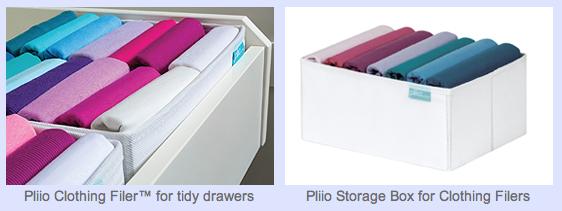 Pliio Filer and Storage Box