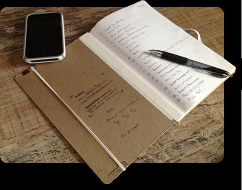 Individual Notebooks