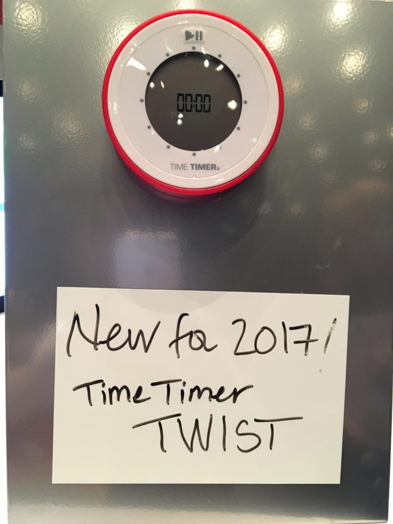 Paper Doll's NAPO 2017 Recap: New Twists on Time Timer